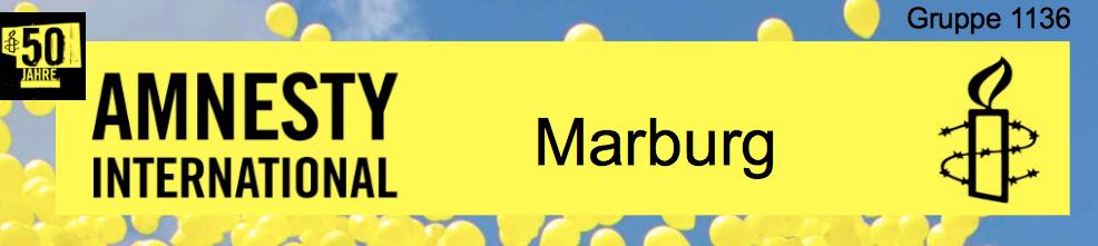 Amnesty Marburg